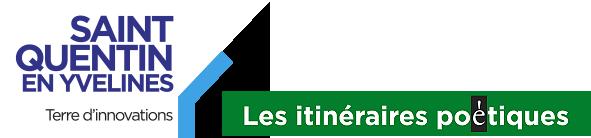 Logo itinéraires poétiques